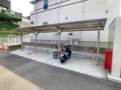 【駐車場】グランシャリオⅡ