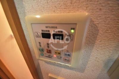 サムティ阿波座Lusso 浴室乾燥機
