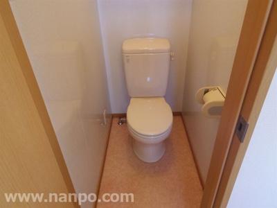 【トイレ】コーポK