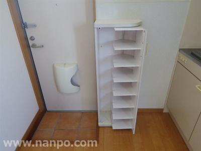 【玄関】コーポK
