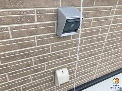 電気自動車の充電設備