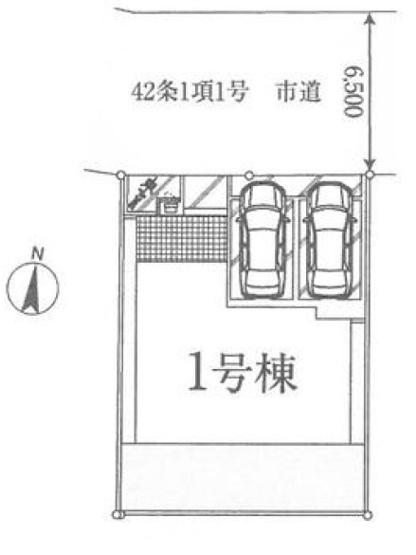 【設備】高崎市倉賀野町 1号棟