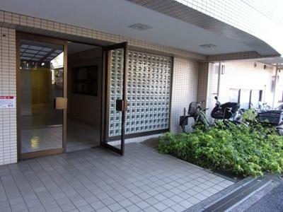 【エントランス】デューヒルズ壱番館