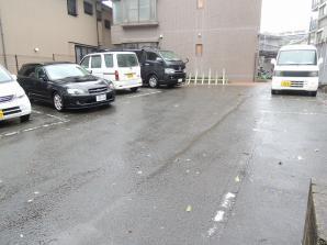 【駐車場】御所ヶ谷ハウス(ゴショガダニハウス)