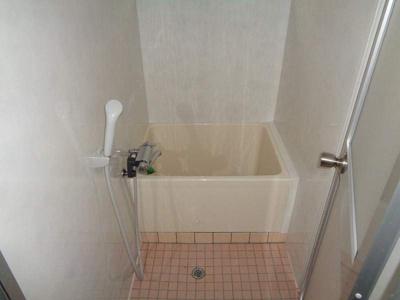 【浴室】日の出マンション