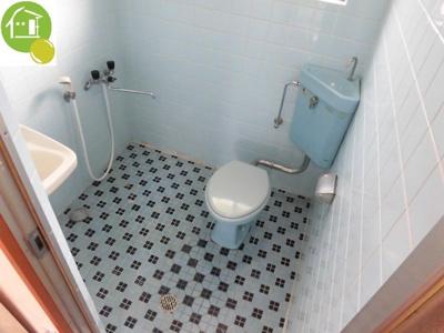 【トイレ】コーポKI