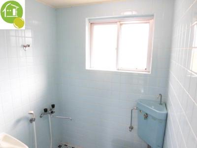 【浴室】コーポKI