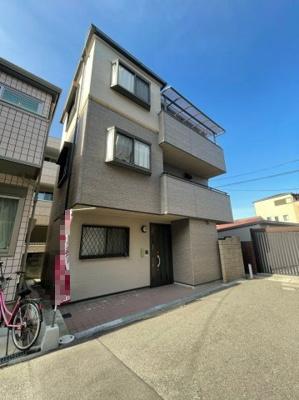 【外観】堺市北区黒土町 戸建