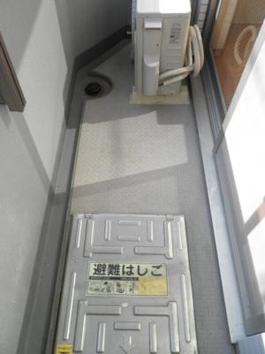 【バルコニー】フィオリーシェ東浅草