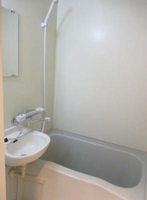 【浴室】メゾンアワジⅡ