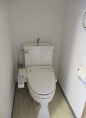 【トイレ】メゾンアワジⅡ