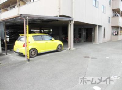 【駐車場】サンヴェール高槻