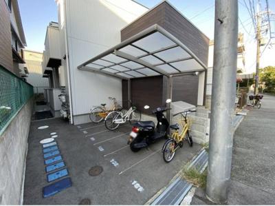 【外観】年収400万円★設計住宅性能評価書取得済★尼崎市一棟収益アパート