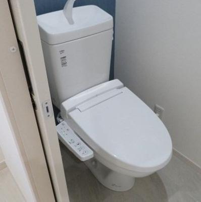 【トイレ】年収400万円★設計住宅性能評価書取得済★尼崎市一棟収益アパート
