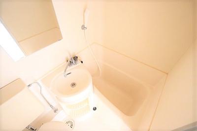 【浴室】ポケットハイツ本厚木106号室