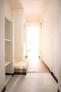 【玄関】ポケットハイツ本厚木106号室