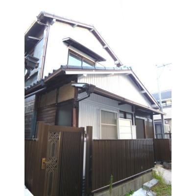 【外観】南区六条町戸建