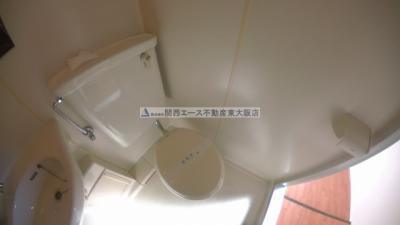 【トイレ】ナンソーハイツ