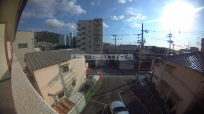 【展望】ナンソーハイツ