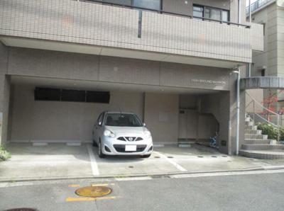 【駐車場】HIGH GROUND MANSION