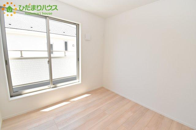 【洋室】西区プラザ第4 新築一戸建て クレイドルガーデン 02