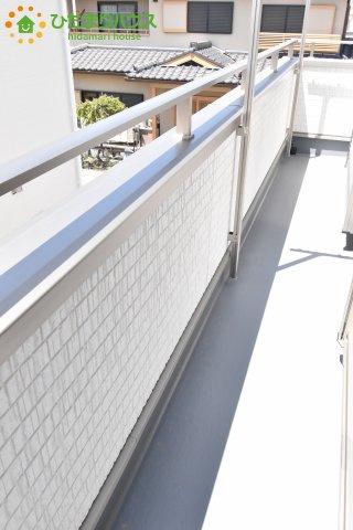 【バルコニー】西区プラザ第4 新築一戸建て クレイドルガーデン 02