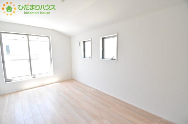 【寝室】西区プラザ第4 新築一戸建て クレイドルガーデン 02