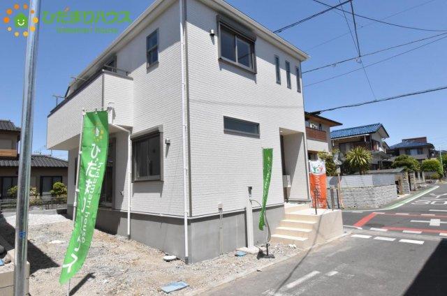 【外観】西区プラザ第4 新築一戸建て クレイドルガーデン 02