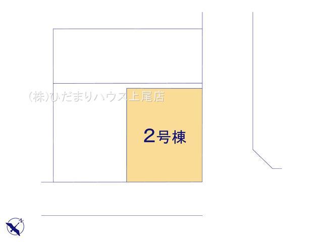 【区画図】西区プラザ第4 新築一戸建て クレイドルガーデン 02