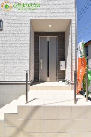 【玄関】西区プラザ第4 新築一戸建て クレイドルガーデン 02