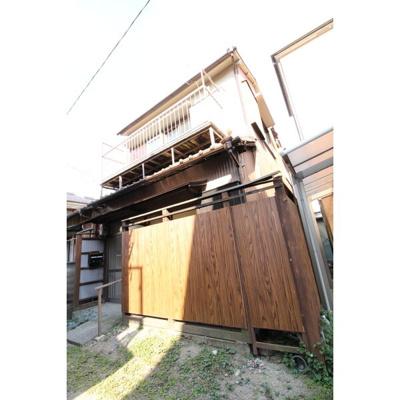 【外観】南区氷室町戸建