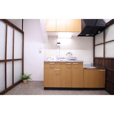 【キッチン】南区氷室町戸建