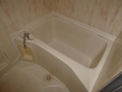 【浴室】ハッピネス三宅B