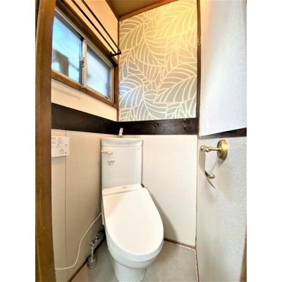 【トイレ】港区多加良浦町賃貸戸建