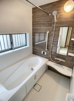 【浴室】清水町柿田2期 新築戸建 全1棟 (1号棟)