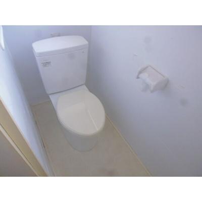 【トイレ】津島市白浜町賃貸戸建