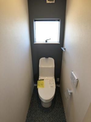 2階にもトイレあります。
