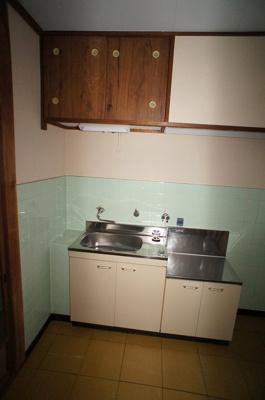 【キッチン】さつき荘