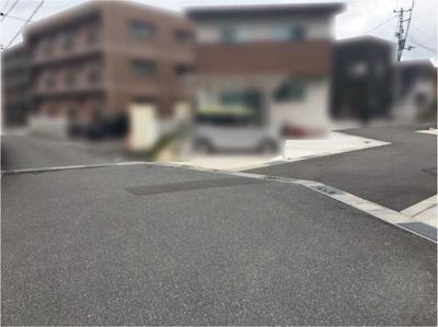 【前面道路含む現地写真】香南市野市町