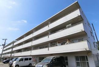 【外観】《高稼働!RC造9.01%》千歳市高台2丁目一棟マンション