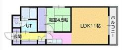 《高稼働!RC造9.01%》千歳市高台2丁目一棟マンション