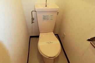 【トイレ】《高稼働!RC造9.01%》千歳市高台2丁目一棟マンション