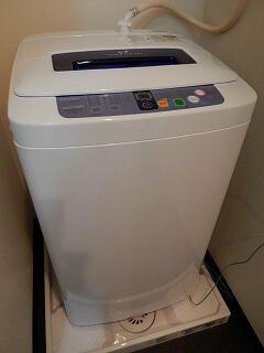 洗濯機付き☆