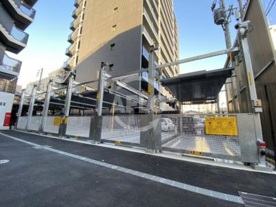 CIELIA大阪天神橋(シエリア大阪天神橋) 駐車場