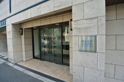 【玄関】ラナップスクエア東梅田