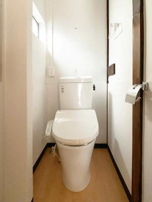 【トイレ】ハイム冷泉
