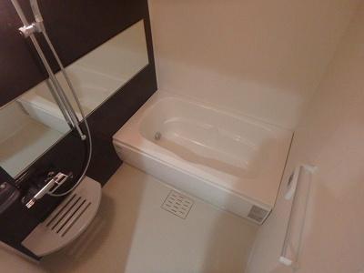 【浴室】グランシャリオ三萩野