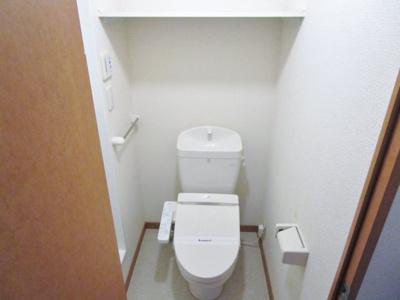 【トイレ】レオパレス堂ノ元