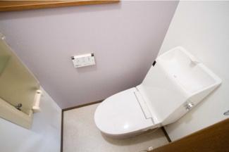 【トイレ】伏見区向島 一戸建て※改装済み※