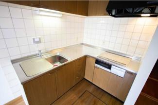 【キッチン】伏見区向島 一戸建て※改装済み※